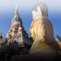 Ayutthaya heritage site swamped by 2m of water